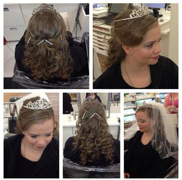 Bride Formal Styling By Tiffanyhairstylist Located At The Ulta Salon Hair Styles Bridal And Formal Beauty
