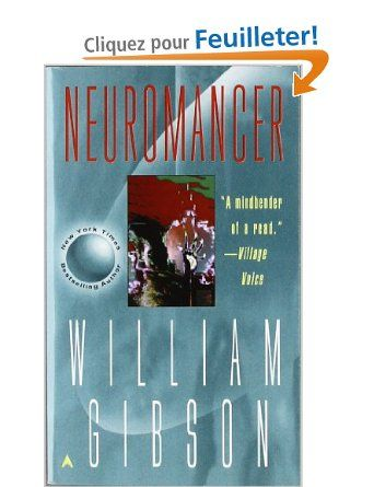 Neuromancer Amazon Fr William Gibson Livres Anglais Et