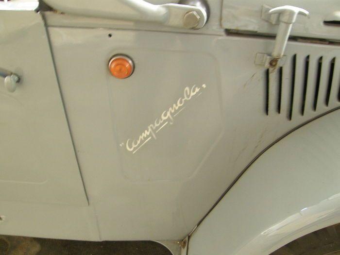 Fiat - AR Campagnola - 1962