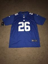 official photos 3a280 38e80 Saquon Barkley New York Giants Jersey Stitched New | NEW ...