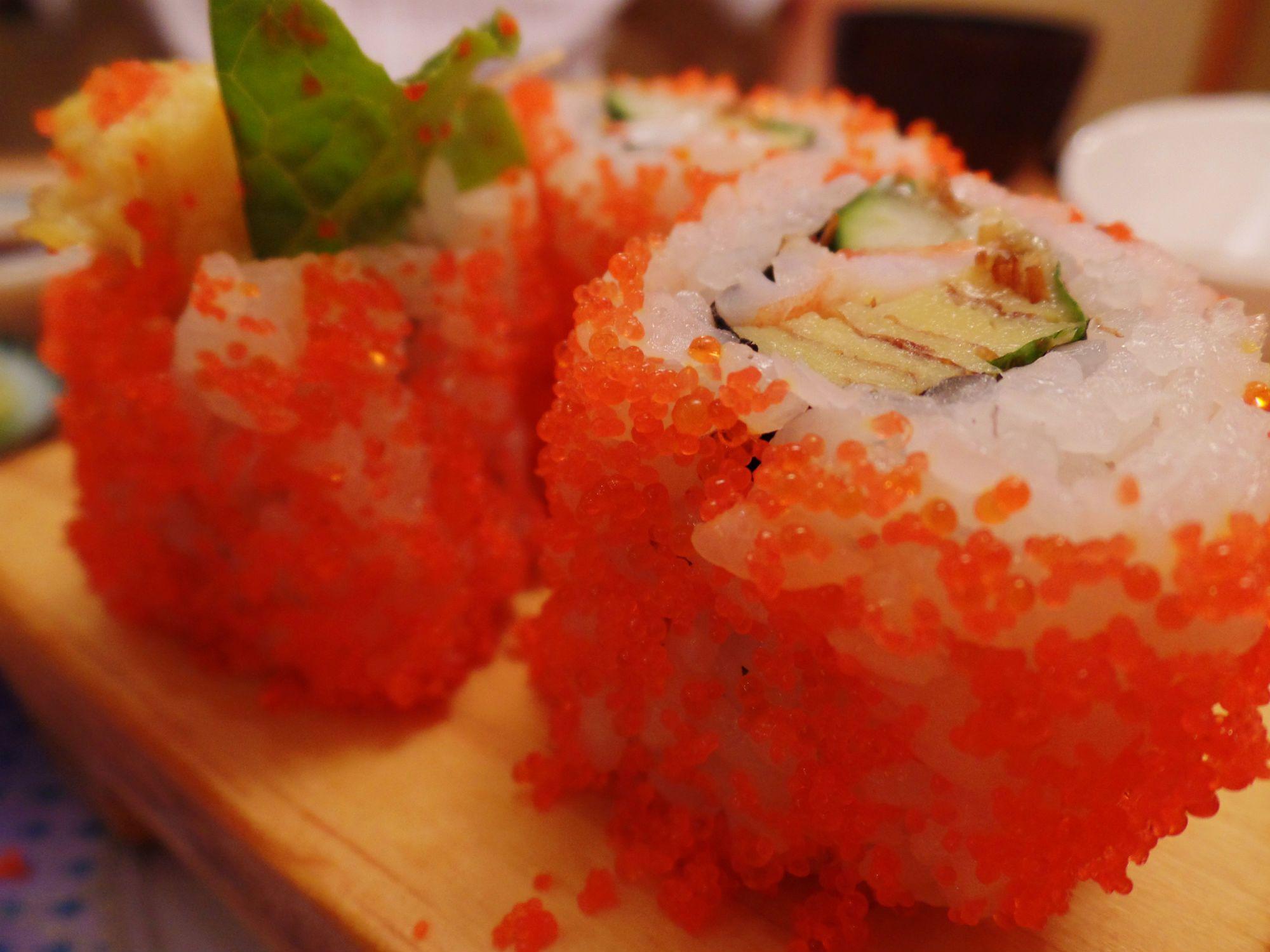 Review Gatten Sushi Delicious Restaurant Food Blog Sushi