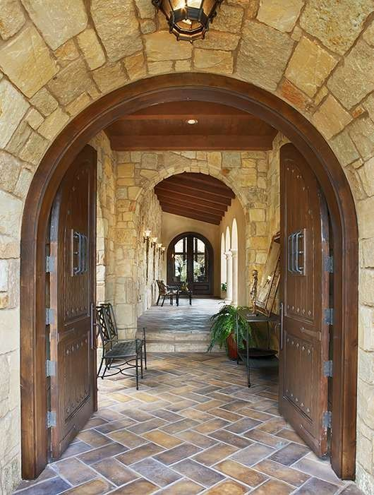 texas hill country style homes hill country porch ranch house