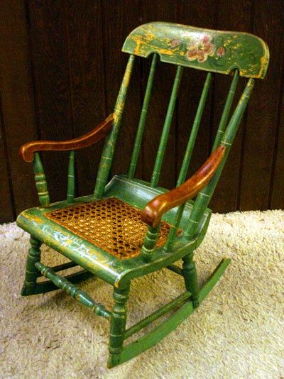 Child's chair - Child's Chair SIT A SPELL Pinterest Rocking Chairs And