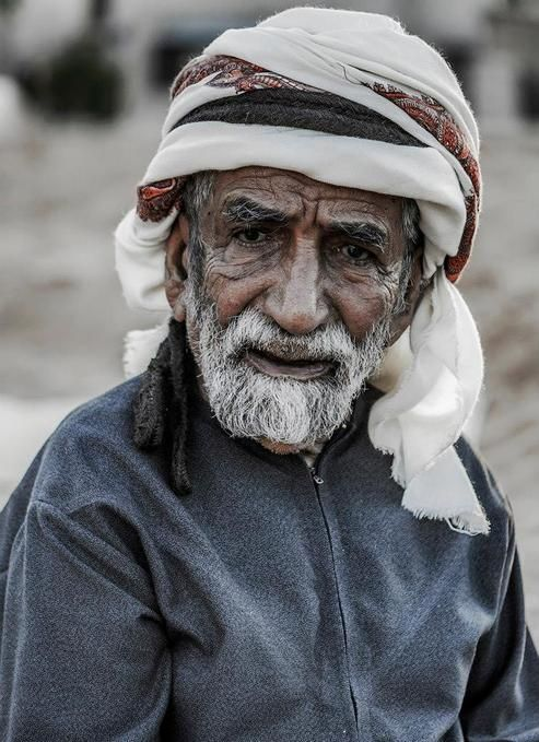 Bedouin /...: Photo by Photographer Murat Ozcelik - photo.net-United Arab Emirates, November 2012.