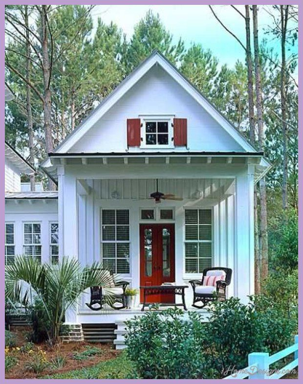 Awesome Small Cottage Home Designs Cottage House Plans Southern Living House Plans Cottage Homes