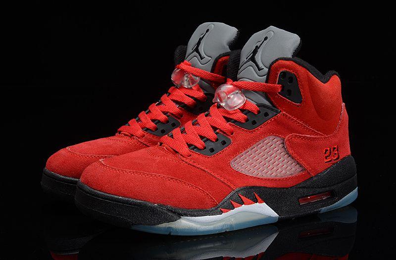 En gros sortie d'usine Air Jordan 5 De Daim Rouge 2015 Nba visite libre d'expédition recherche à vendre n90Ds