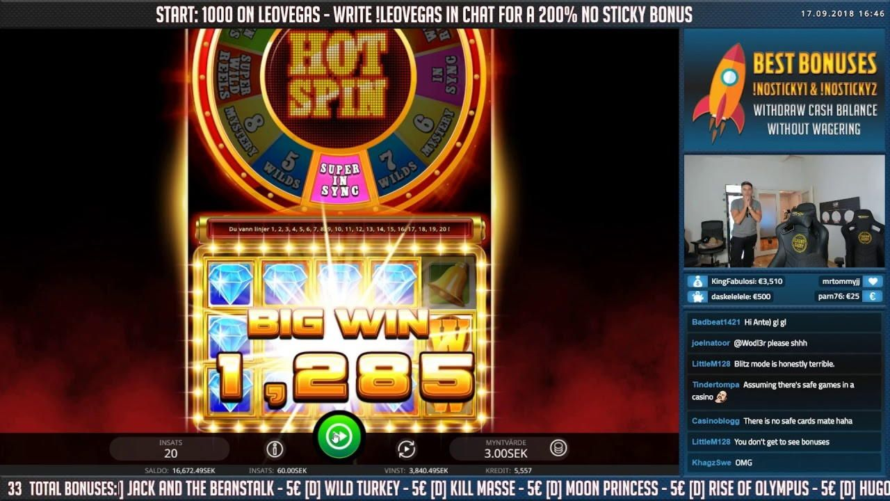 50 Free spins no deposit casino at Video Slots 77X Play