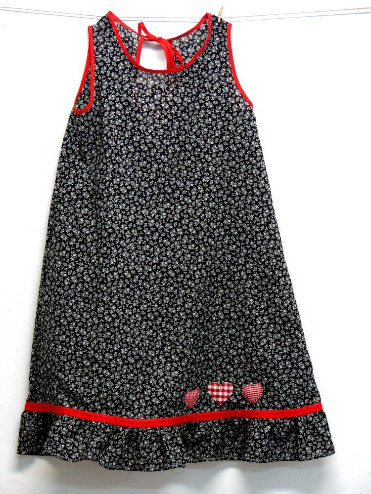313b7196acd A-line frock baby - Google Search Baby Dresses, Baby Things, Athletic Tank