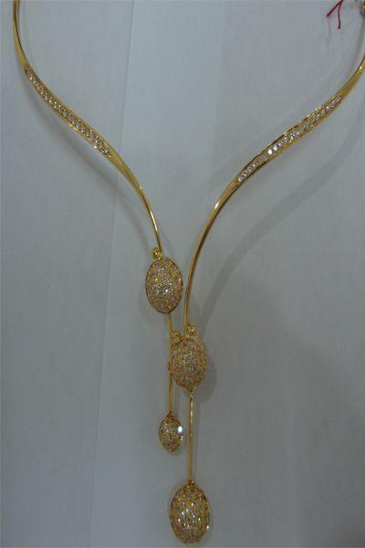 Bridal Necklaces Gold Sri Lankan