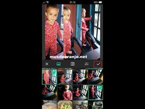 Cara Menggabungkan Foto Di Android Video Musdeoranje Net Android Video Aplikasi