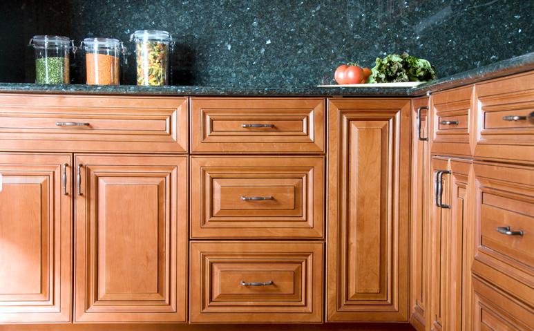 Mocha Maple #WholesaleCabinets #InteriorDesign #Cabinets # ...