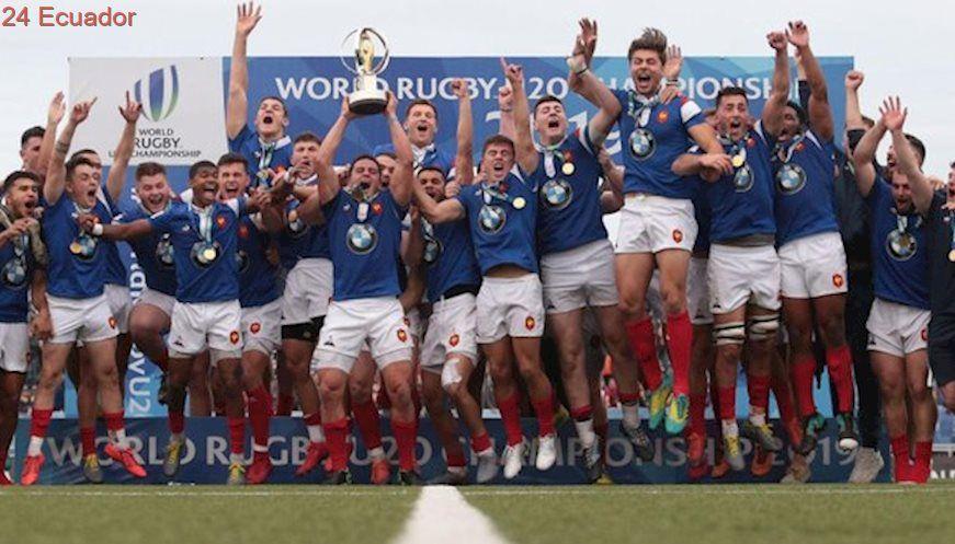U20s Highlights France Claim Their Second U20 Championship Title France Highlights Australia