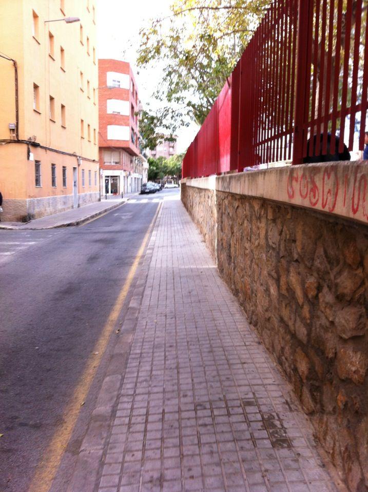 El Toscar en Elche, Valencia