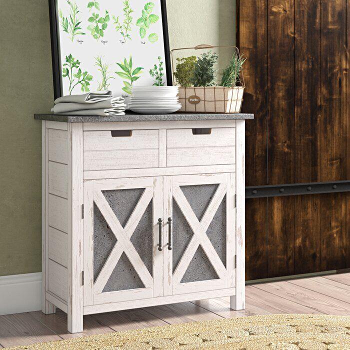 Best Kathline 2 Door Accent Cabinet Modern Farmhouse Living 640 x 480