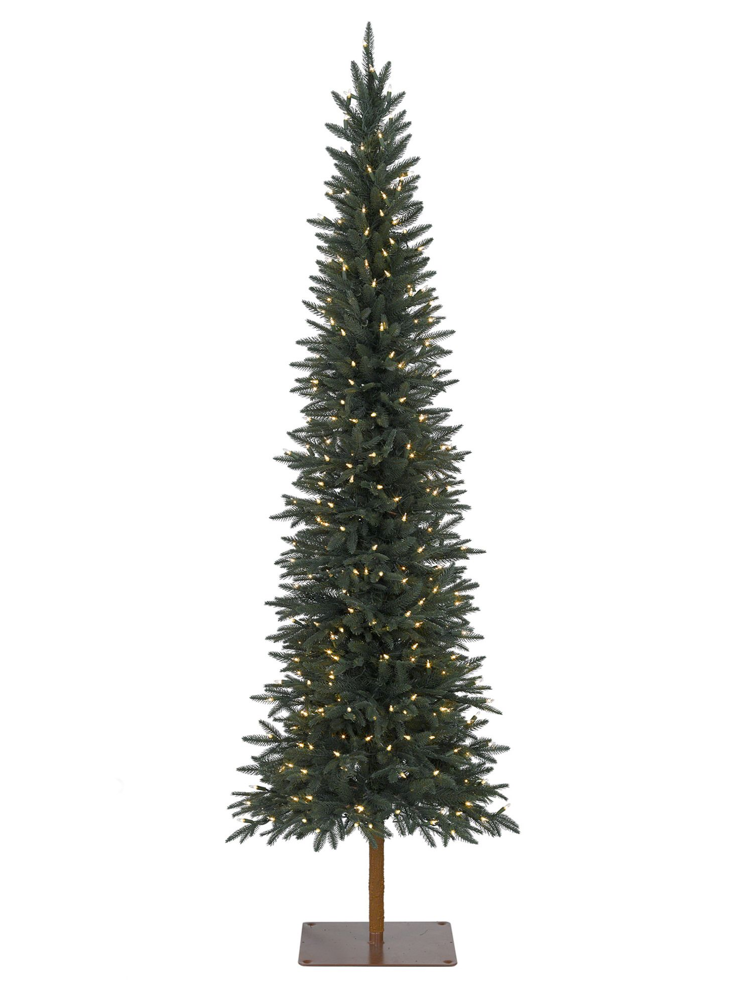 Revelstoke Downswept Fir Artificial Christmas Tree - Balsam Hill