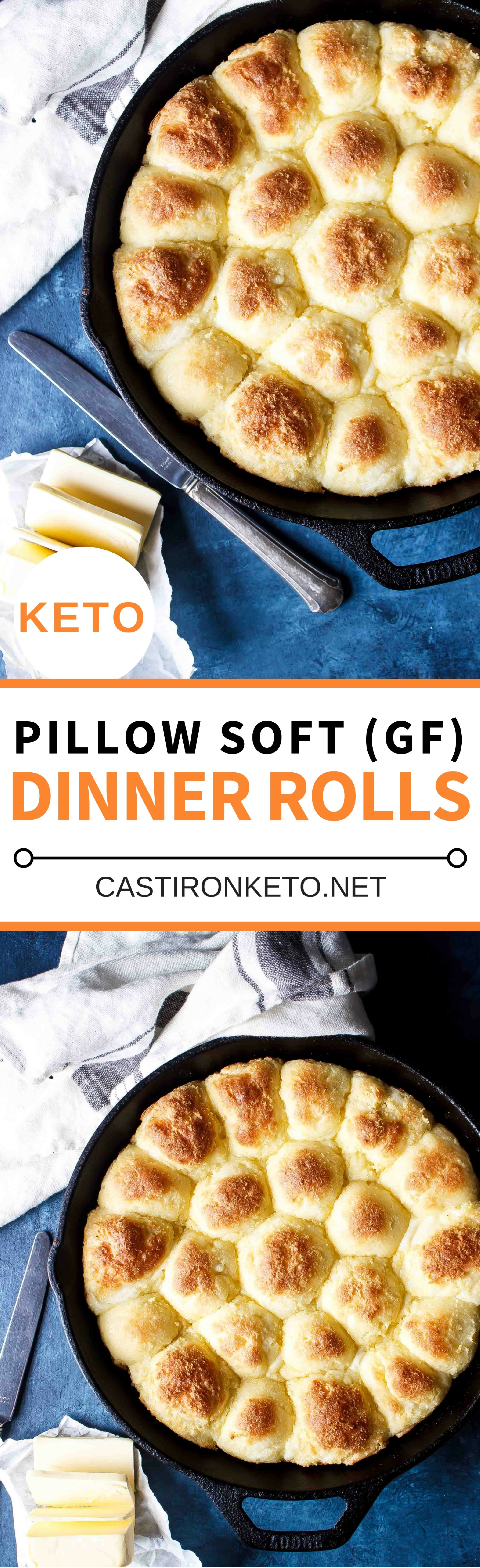 These keto dinner rolls are soft pillowy and absolutely delicious keto recipes forumfinder Image collections