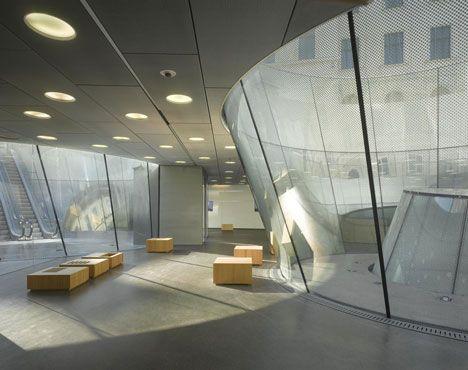 Joanneum Museum Extension By Nieto Sobejano Arquitectos
