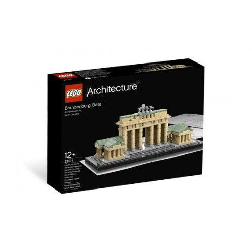 Lego 21011 Brandenburger Poort