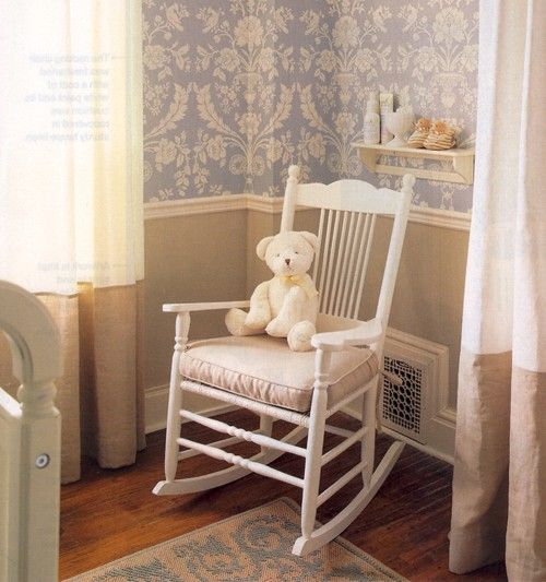 nursery room chair  Google Search  Chairs  Nursery