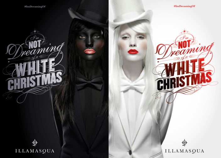 Makeup Brand Illamasqua In Hot Water Over Controversial 'Blackface ...