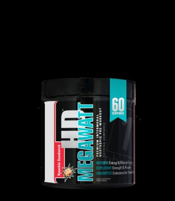 Megawatt Hd 1st Phorm Preworkout Workout Muscle Building Supplements
