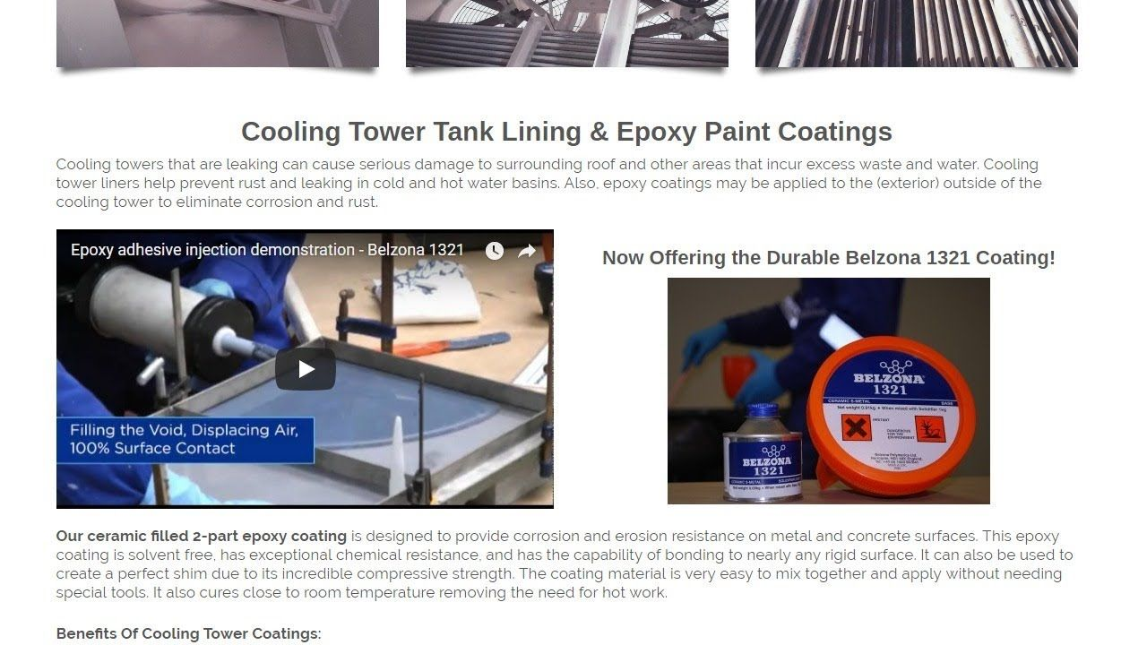 31 Cooling Tower Coatings Videos And Photos Cooling Tower Tower Tower Fan