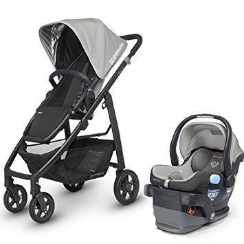Uppa Baby Cruz Stroller W Mesa Infant Car Seat Pascal Baby Gear