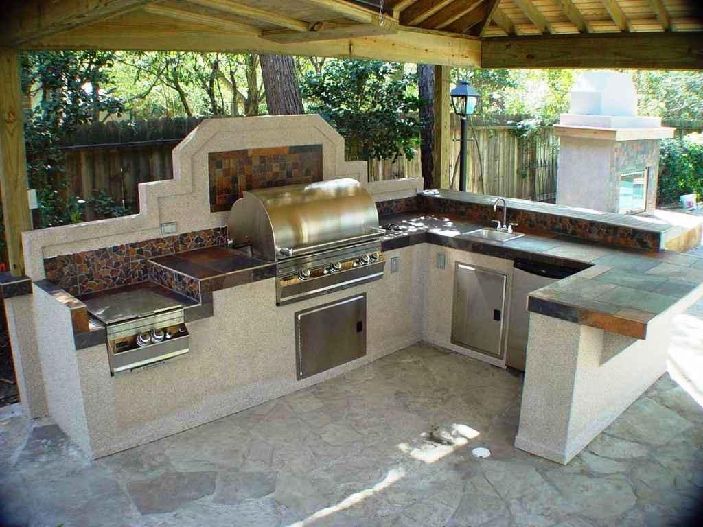 Outstanding Summer Kitchens Outdoor Summer Kitchens Designs Ideas Summer Kitchens Designs Summer Kitchen Asadores De Patio Cocina De Verano Planos De Cocinas