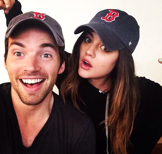 Who is lucy hale hookup right now