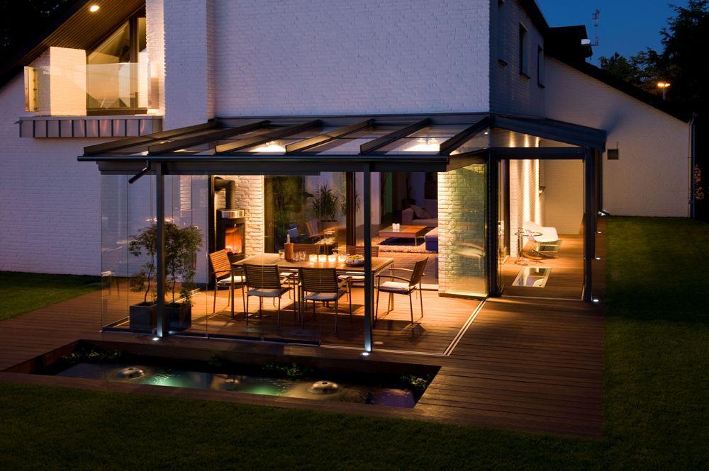 toiture terrasse le jardin d 39 hiver sdl atrium klozip amenagement terrasse toiture. Black Bedroom Furniture Sets. Home Design Ideas