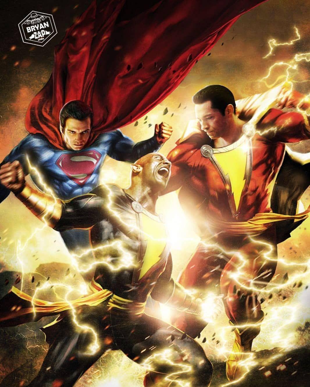 superman shazam return of black adam full movie