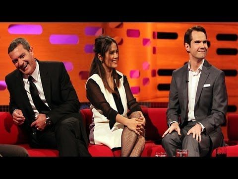 Jimmy Carr Explains Accents On The Graham Norton Show The
