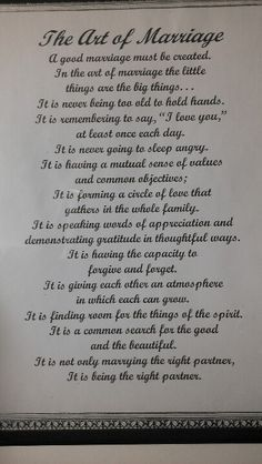 Paul Newman Used This In His Wedding Vows I Love It The Art Of Marriage