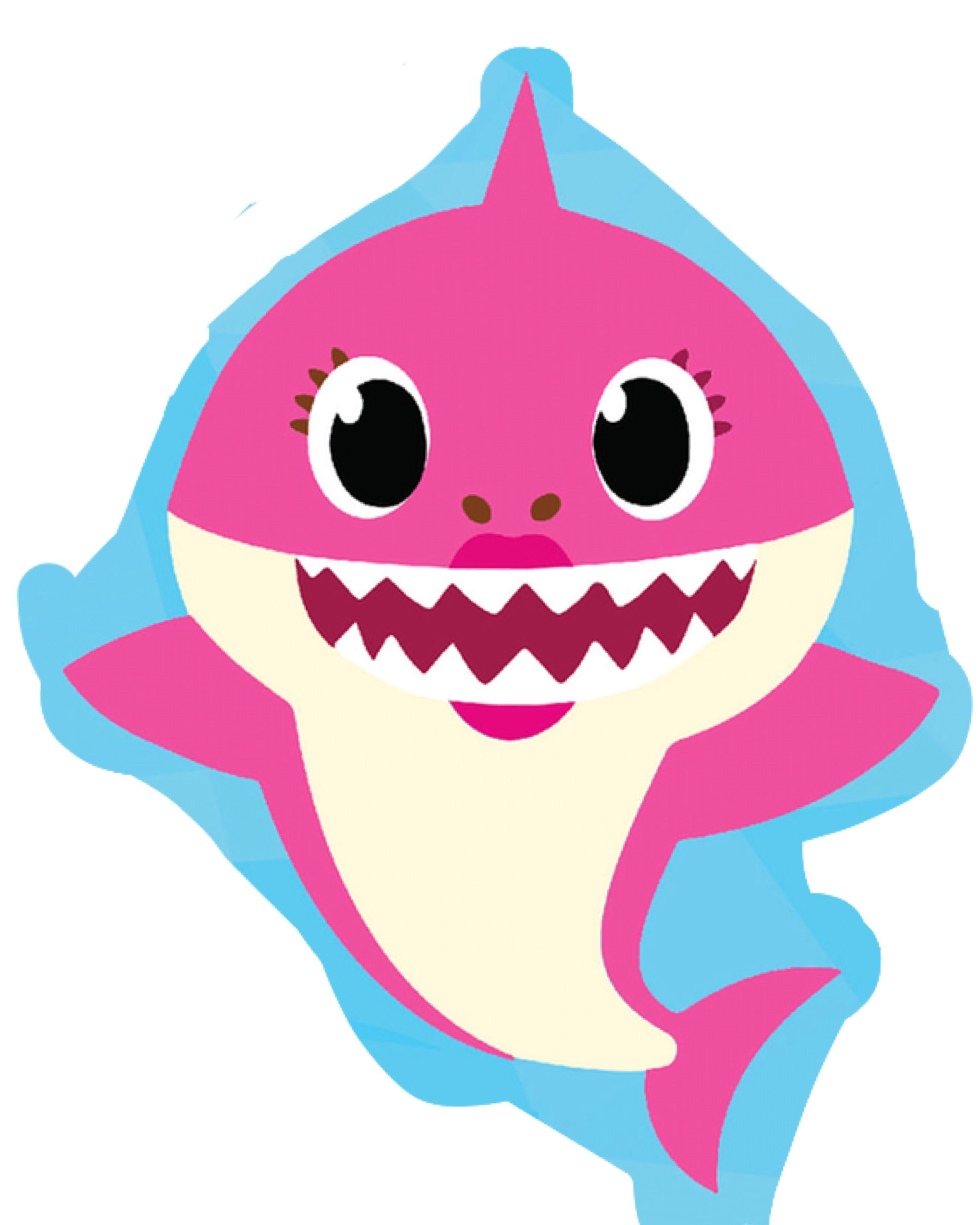 Pin De Griselda Sotelo En Baby Shark Fiesta De Tiburon Fiesta