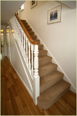 spindles - Google Search | Stairs, Interior design ...