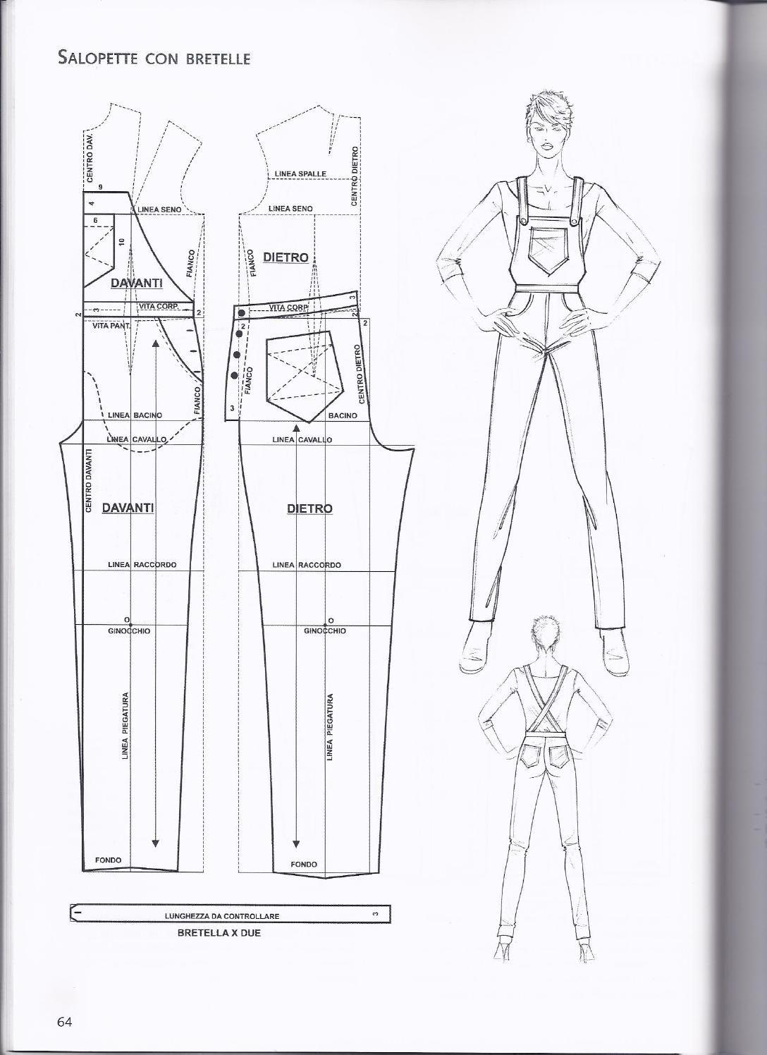 ISSUU PDF Downloader | Livre | Sewing pants, Jumpsuit