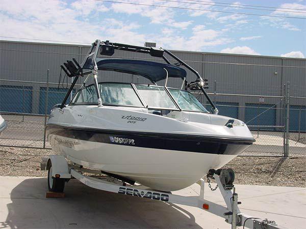 2003 20 Sea Doo Utopia 205 W Tower 16 500 Call The Boat Brokers Rv 800 488 0258 Boat Seadoo Tower