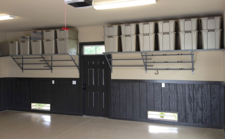 The Ultimate Guide To A Complete Garage Makeover Diy Overhead