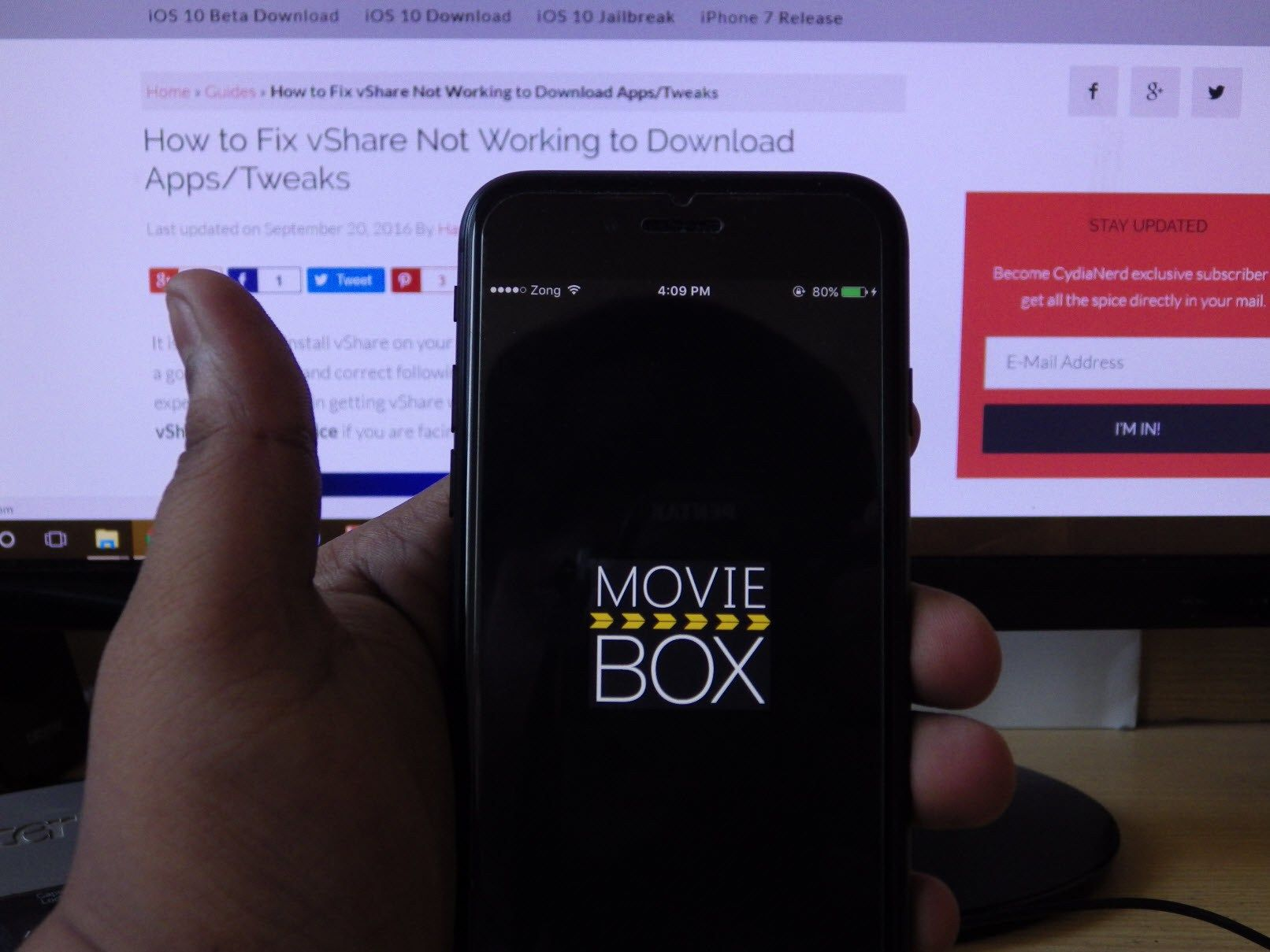 Download MovieBox for iOS 10 / 10.0.2 / 10.1 Without Jailbreak ...