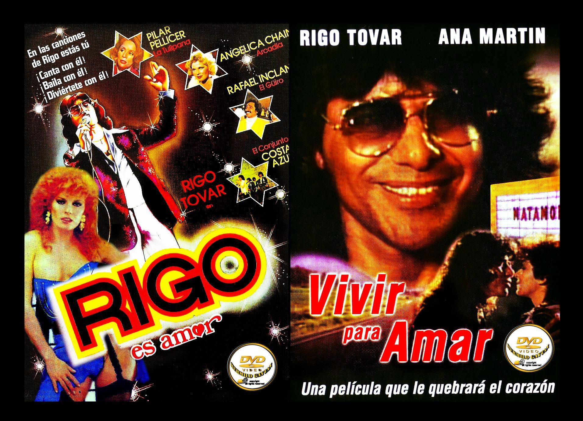 RIGO ES AMOR - VIVIR PARA AMAR