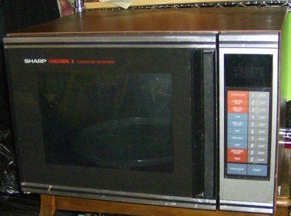 sharp carousel convection microwave