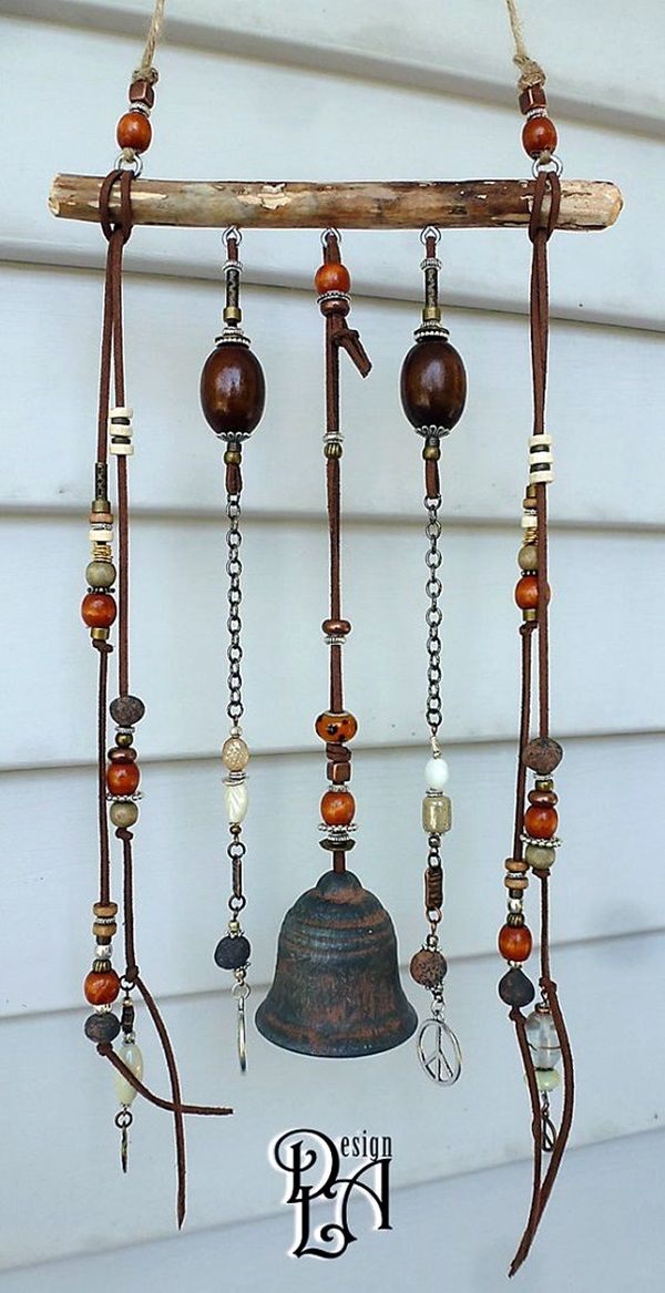 40 DIY Wind Chime Ideas To Try This Summer - Bored Art