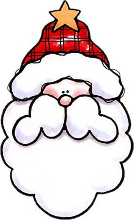 Cara De Papa Noel Manualidades Navidenas Cara De Papa Noel Dibujo De Navidad