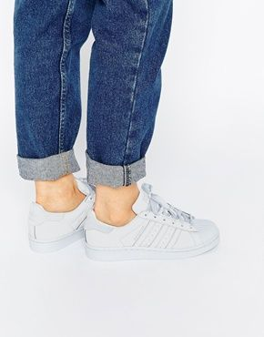 adidas Originals Superstar Super Colour Halo Blue Trainers