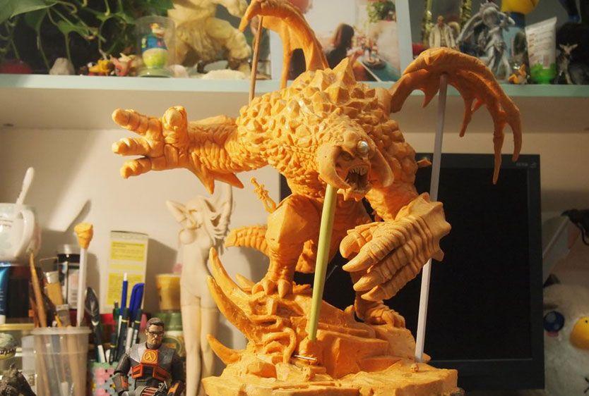 dota2 roshan statue dota2 official website dota pinterest