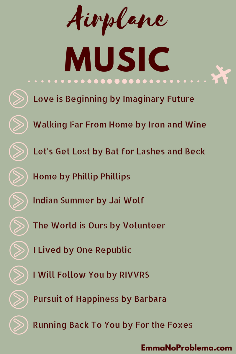 Music For Travel Airplane Playlist Music Playlist Travel Playlist Travel Songs