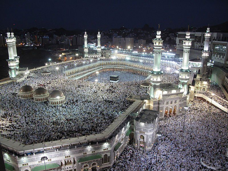Building Cost Billion 1 Grand Mosque Mecca 100 2 Abraj