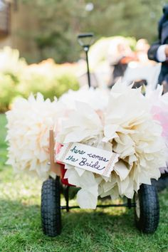 wedding wagons for ring bearer Google Search Wedding Wagons