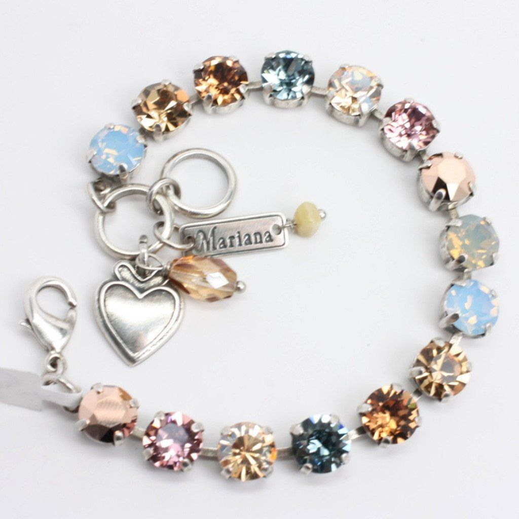 Rhapsode collection medium crystal bracelet products pinterest