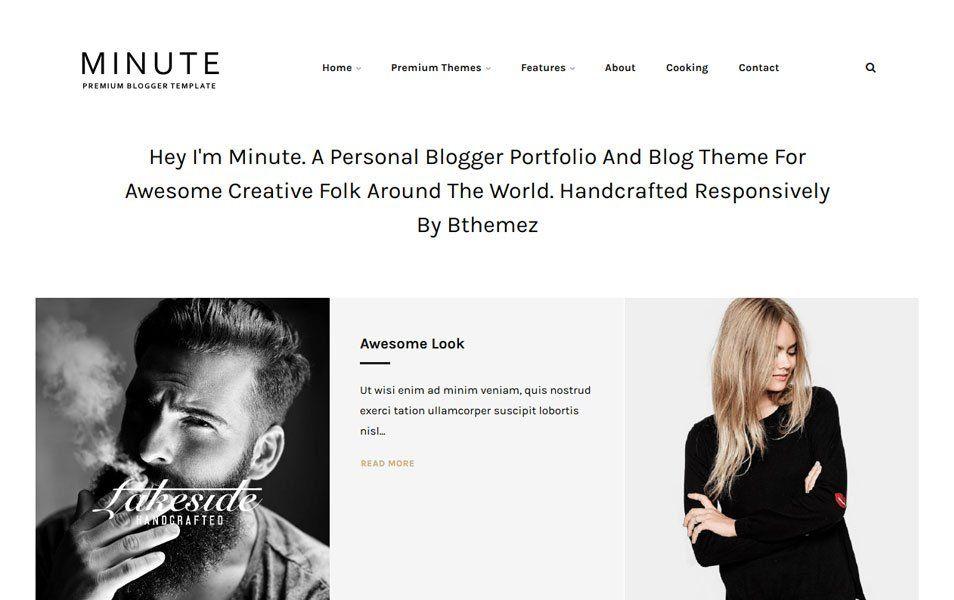 KitKat Responsive Blogger Template blog templates Pinterest - minute templates free